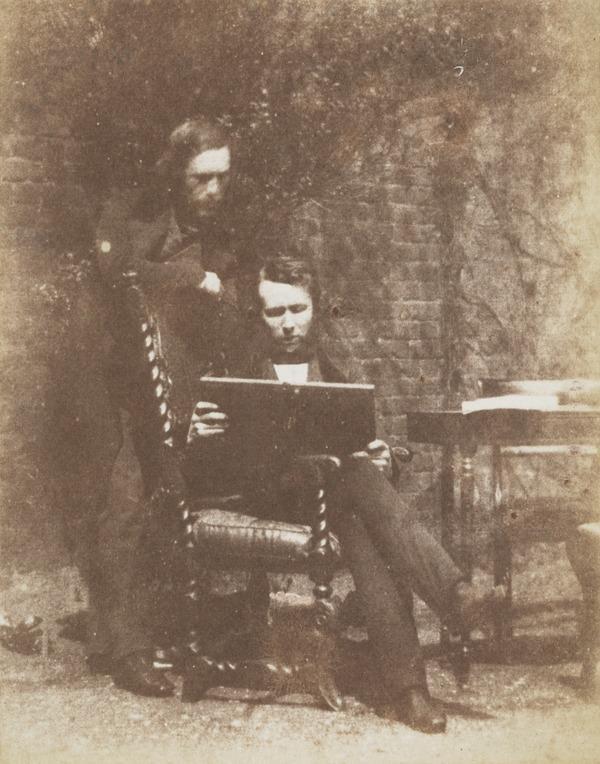 James Eckford Lauder, 1811 - 1869. Artist (with  C. Cundell)