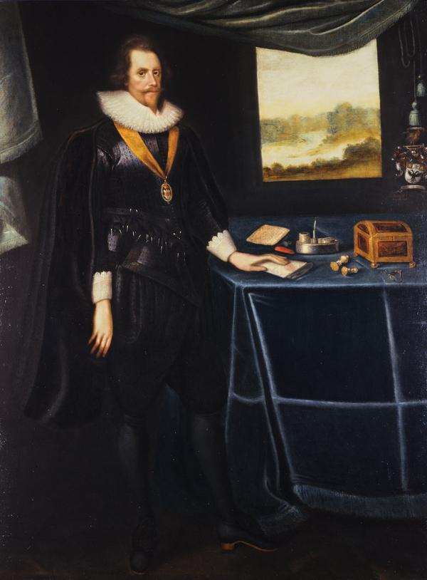 Sir Archibald Acheson, d. 1634. Secretary of State (Dated 1631)
