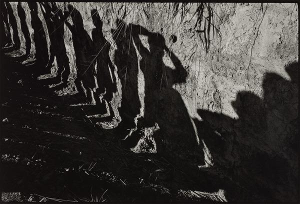 Soldiers Searching Bus Passengers, Northern Highway, El Salvador (1980)