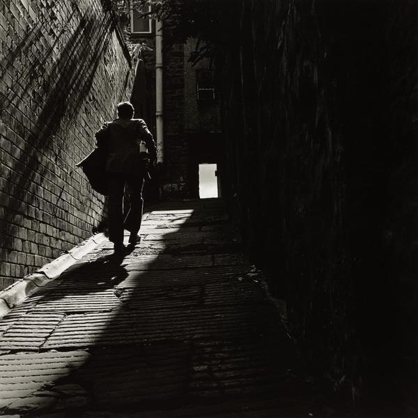 Postman, Edinburgh Close (1985)