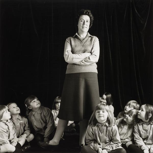 'Primary School Teacher' from 'Pictures from No Man's Land' (1984)