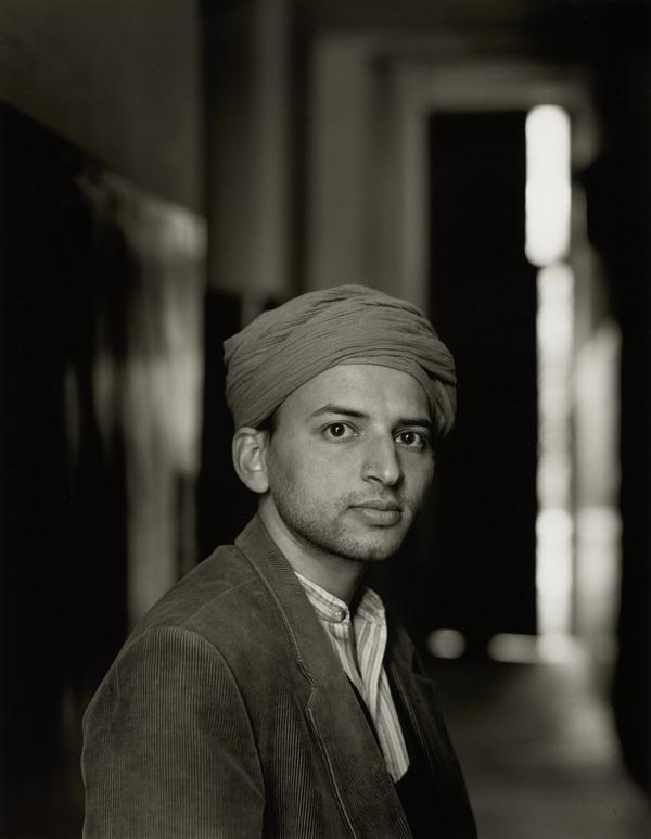 Irfan Merchant. Poet (2000)