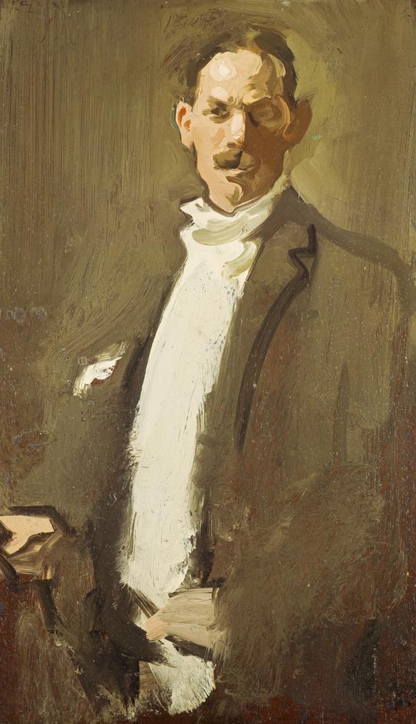 Self-Portrait (About 1900)