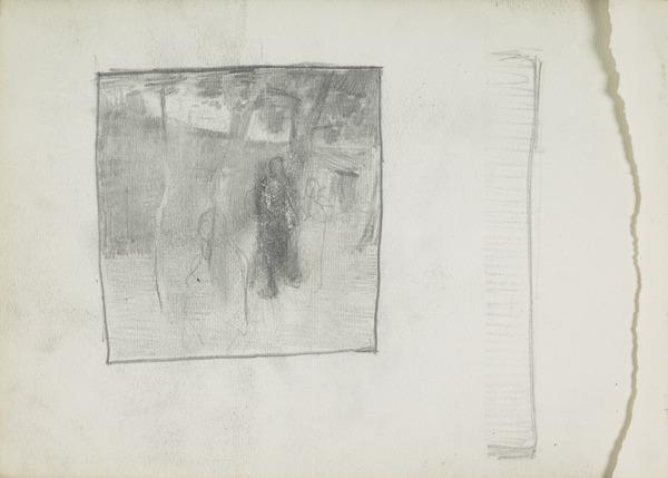 Composition Sketch (1883 - 1885)