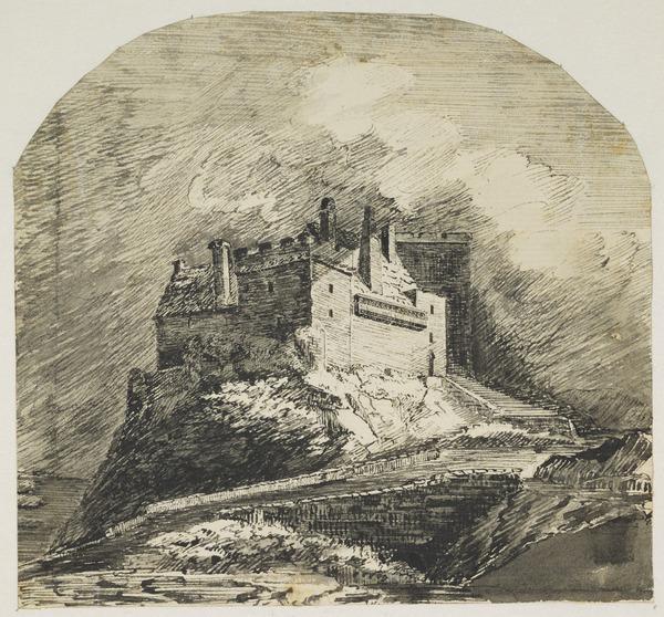 Dunvegan Castle, Skye (1770)