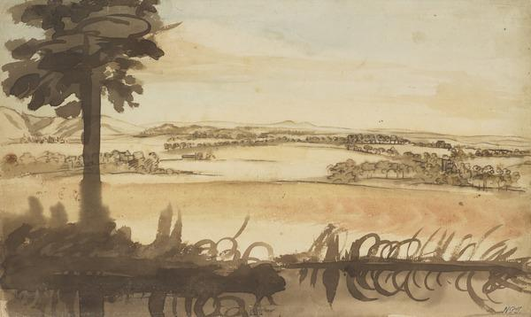 East Lothian Landscape (1760)