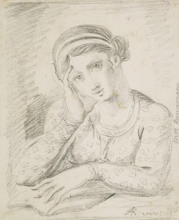 Mrs Alexander Runciman, the Artist's Wife