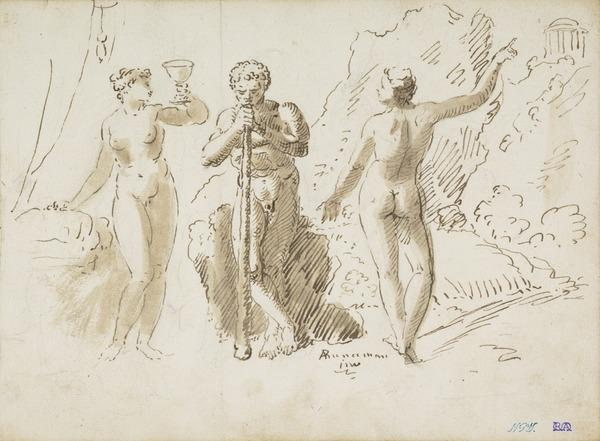 Hercules between Virtue and Vice