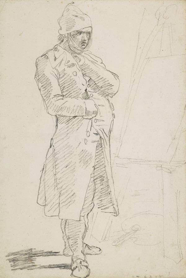 Alexander Runciman, 1736-1785, the Artist's Brother (About 1767)