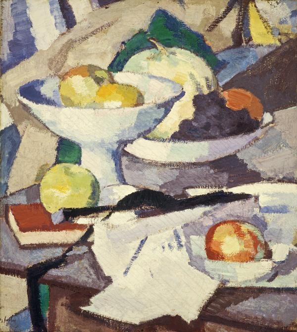 Still Life with Melon (About 1920)