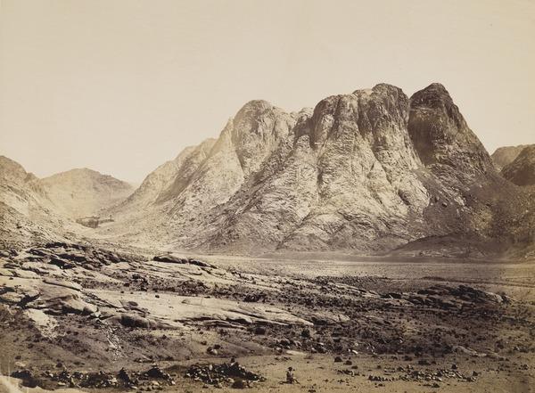 'Mount Horeb'.