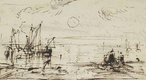 A Dutch Seascape