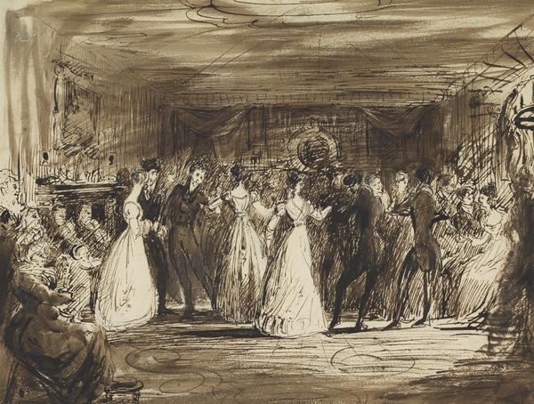A Ballroom Scene