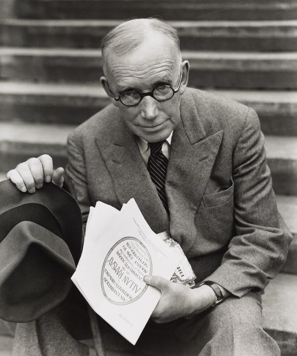 Osborne Henry Mavor (nom de plume 'James Bridie'), 1888 - 1951. Playwright (1949)