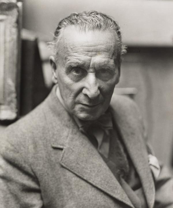 John Duncan Fergusson, 1873 - 1961. Artist (1949)