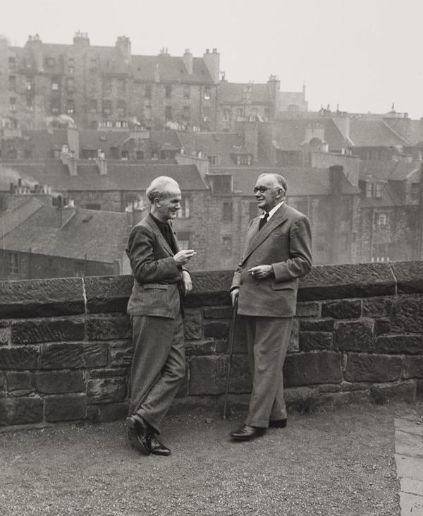 Neil Gunn, 1891 - 1973, and James Bridie (Osborne Henry Mavor), 1888 - 1951 (1949)