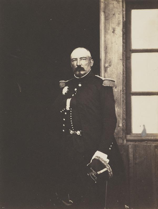 General Pierre Francois Joseph Bosquet (1810-1861) (1855)