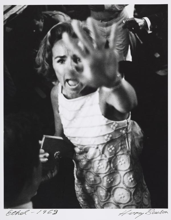 Ethel Kennedy, Los Angeles (1968 (printed 2007))