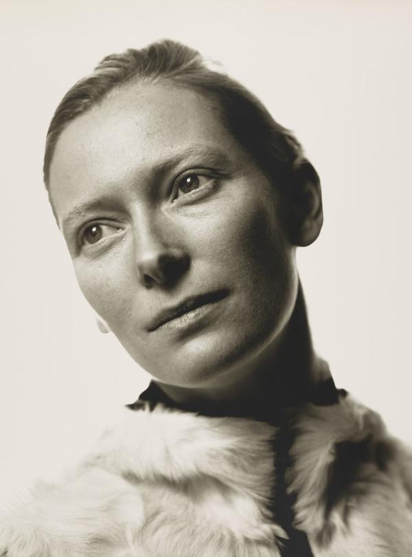 Tilda Swinton, b. 1960. Actress (19 April 2000)