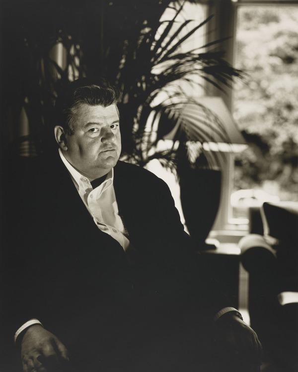 Robbie Coltrane, b. 1950. Actor (12 June 2000)