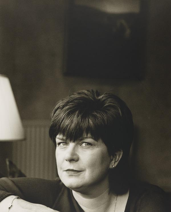 Elaine C. Smith, b. 1958. Actress and Comedienne (9 March 2000)