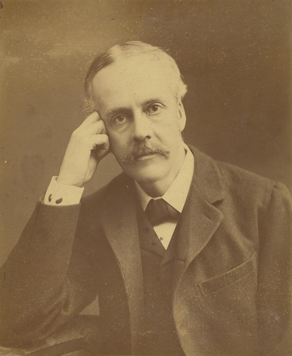 A.J. Balfour (1848-1930) British Prime Minister from 1902-1905