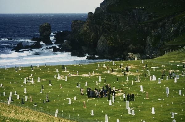 Burial Scene
