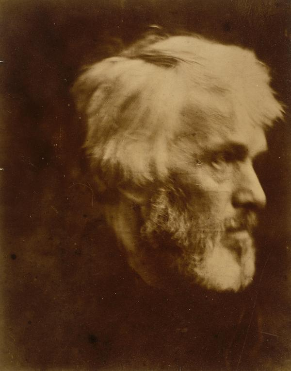 Thomas Carlyle, 1795 - 1881. Historian and essayist (1867)