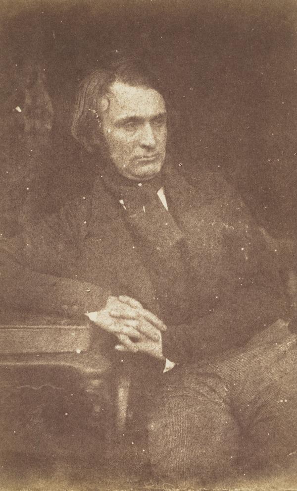 Dr John Adamson, 1810 - 1870. Of St Andrews; chemist [b] (1843 - 1847)