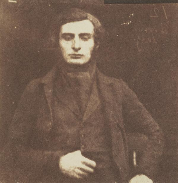 Robert Adamson, 1821 - 1848. Calotypist [a] (About 1843)