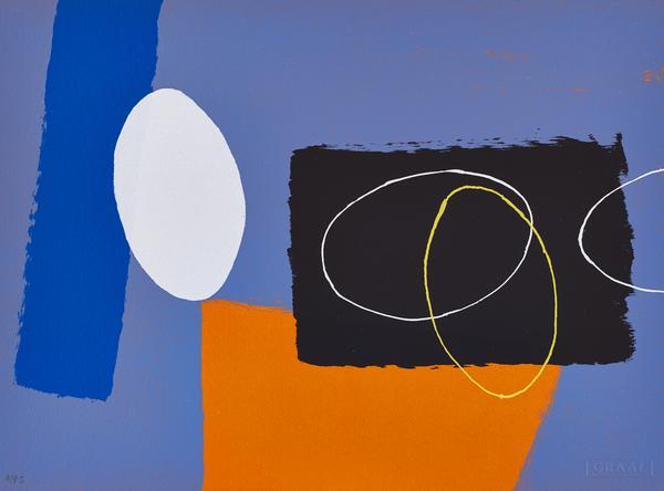 Cobalt and Orange Playing Games (2007)