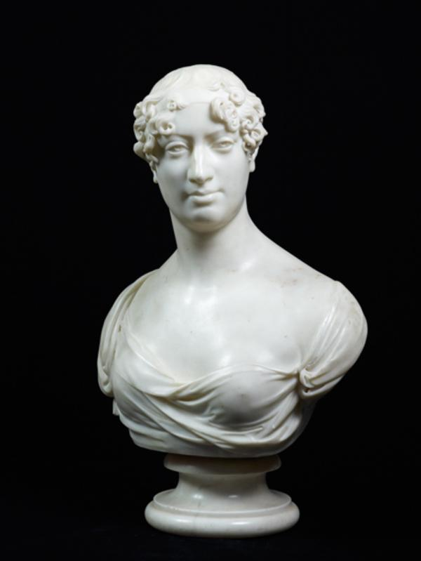 Bust of Anne Machonochie (nee Blair) (1816)