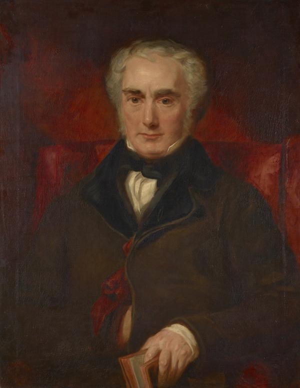 Professor Sir William Hamilton, 1788 - 1856. Metaphysician