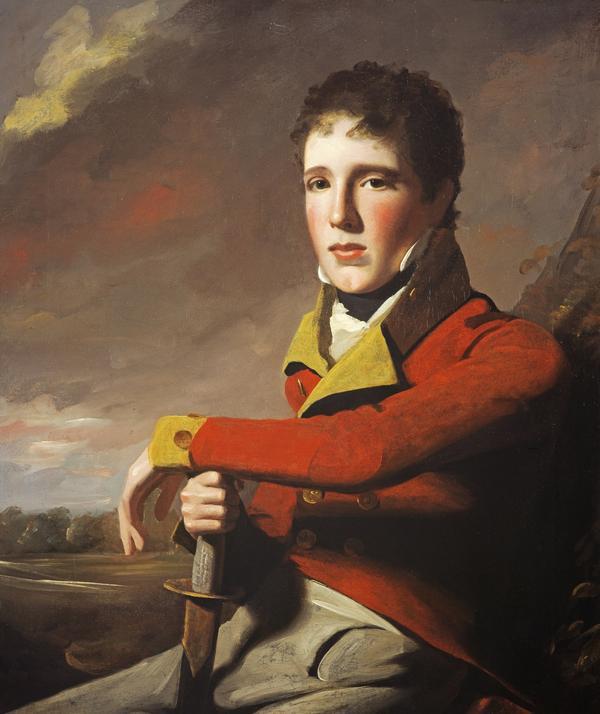 Gregor MacGregor, 1786 - 1845. Adventurer (About 1804)