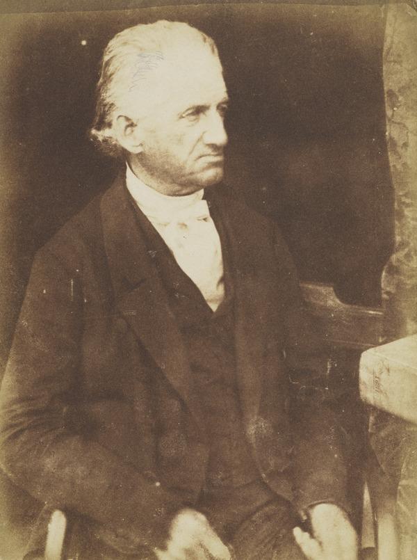 Layman Beecher, 1775 - 1863. American Presbyterian; father of Hariet Beecher Stowe (1843 - 1847)
