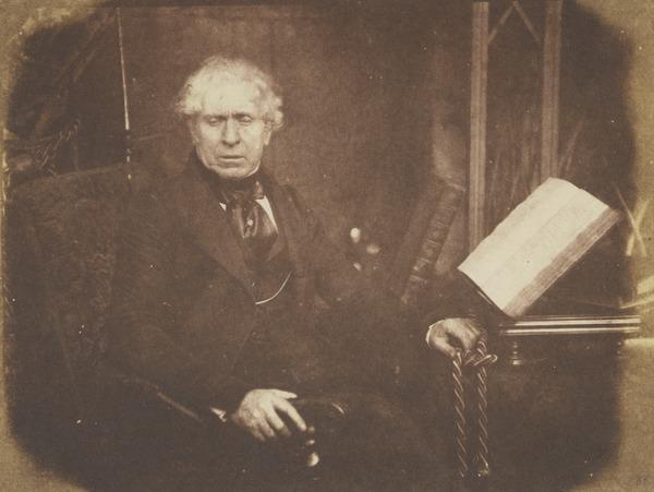 Sir David Brewster, 1781 - 1868. Natural philosopher [c] (1843 - 1847)