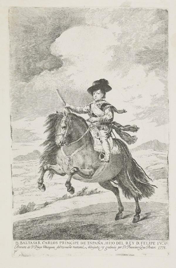 Baltasar Carlos (Harris No. 9 III)