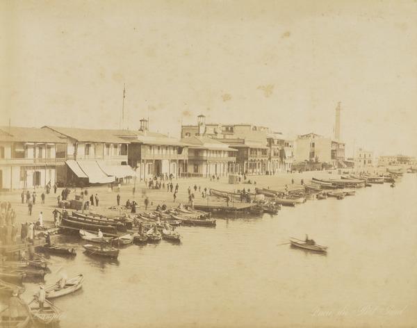 'Quai du Port-Said'.
