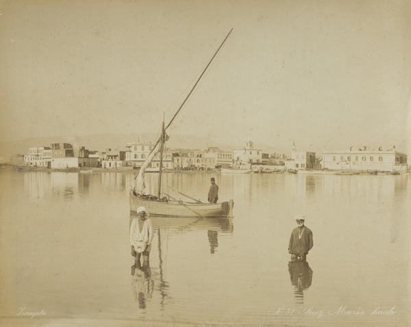 'Suez Maree haute'.