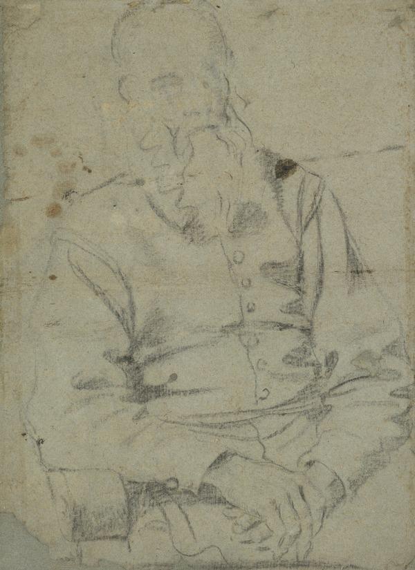 Portrait of a Bearded Man (1560s)
