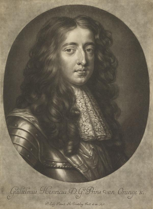 William III, 1650 - 1702. Reigned 1688 - 1702 (1678)