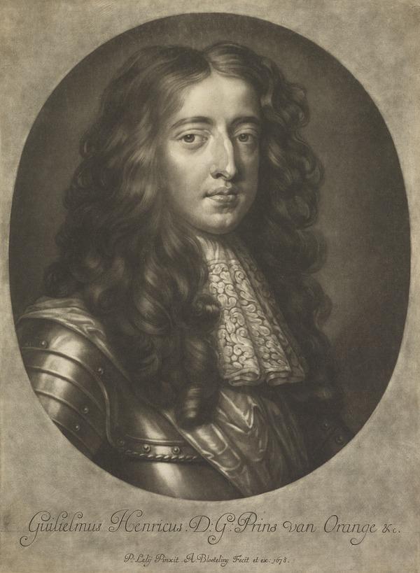 William III, 1650 - 1702. Reigned 1688 - 1702 (1678)