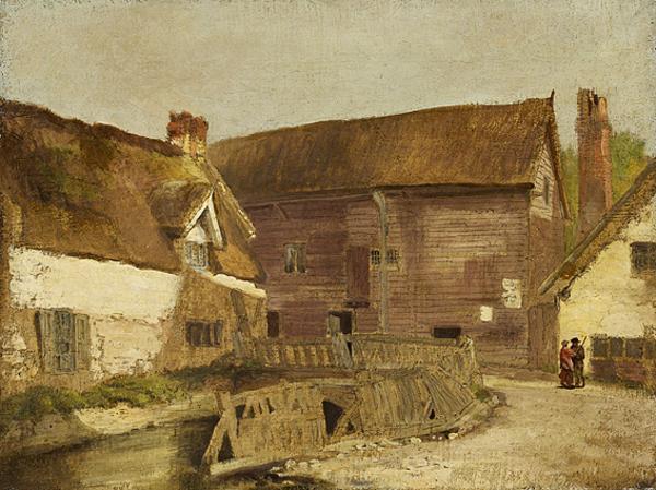 Lakenham Mills (About 1811)