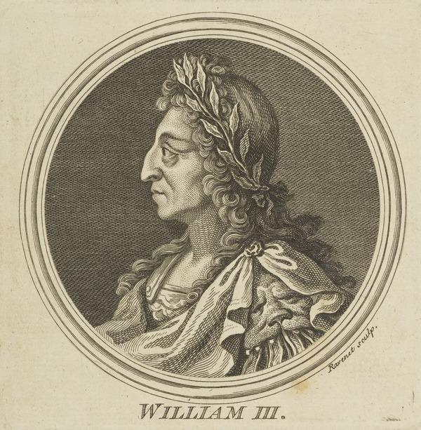 William III, 1650 - 1702. Reigned 1688 - 1702 (Published 1757)