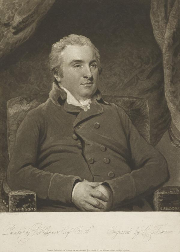 Matthew Baillie, 1761 - 1823. Pathologist