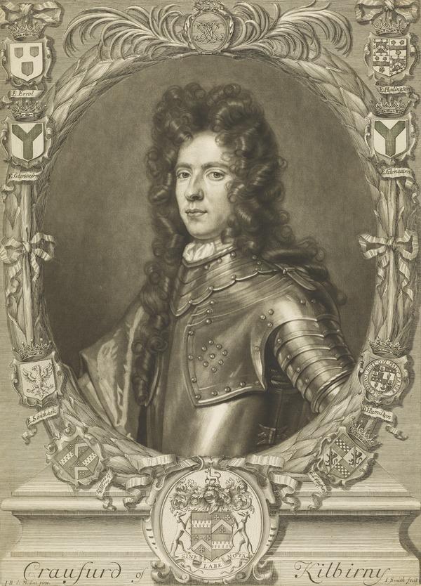 John Lindsay-Crawford, 1st Viscount Garnock, 1669 - 1708