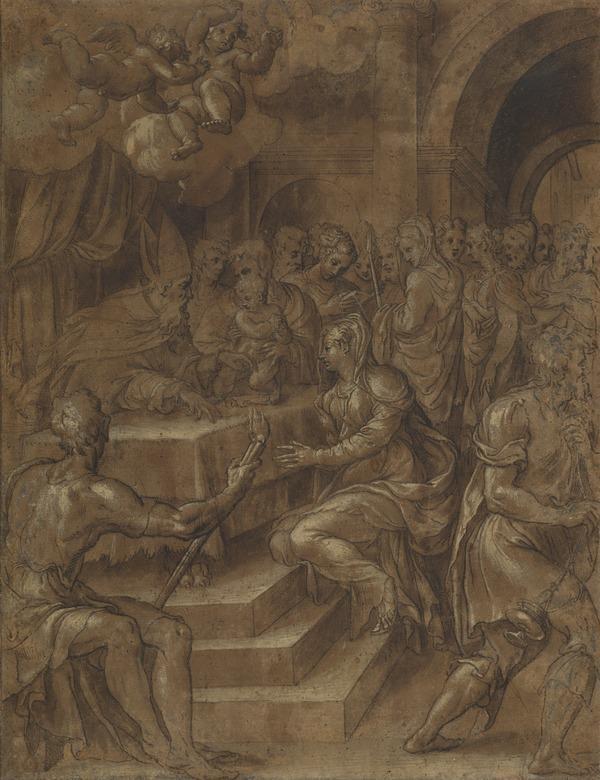 The Circumcision (1547)