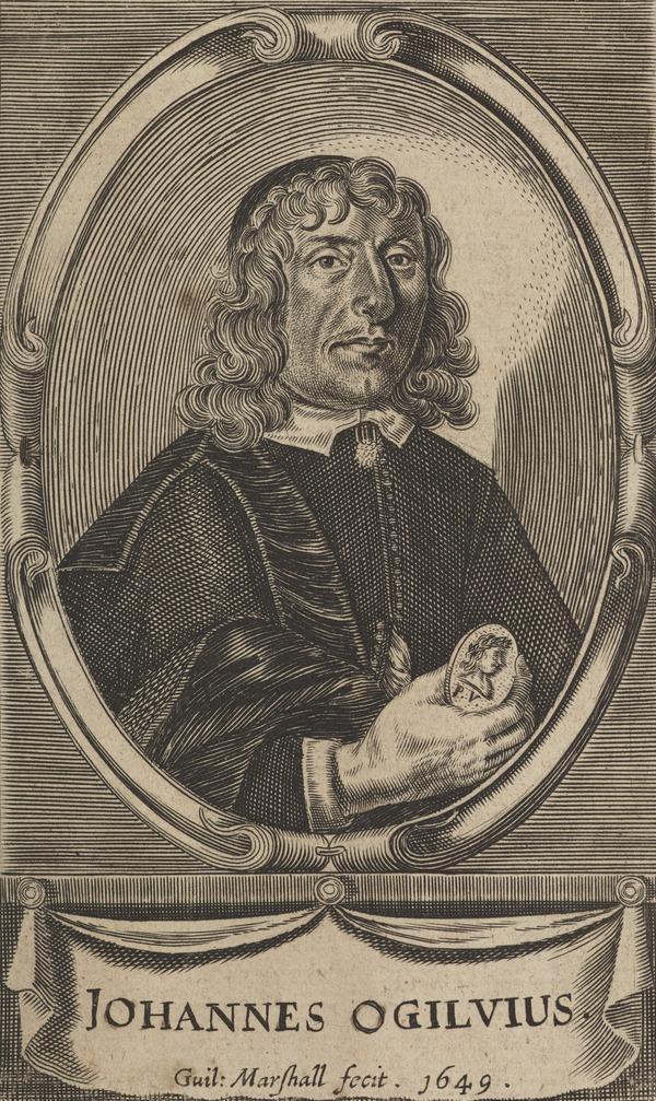 John Ogilby, 1600 - 1676. Translator of Virgil and Horace (1649)